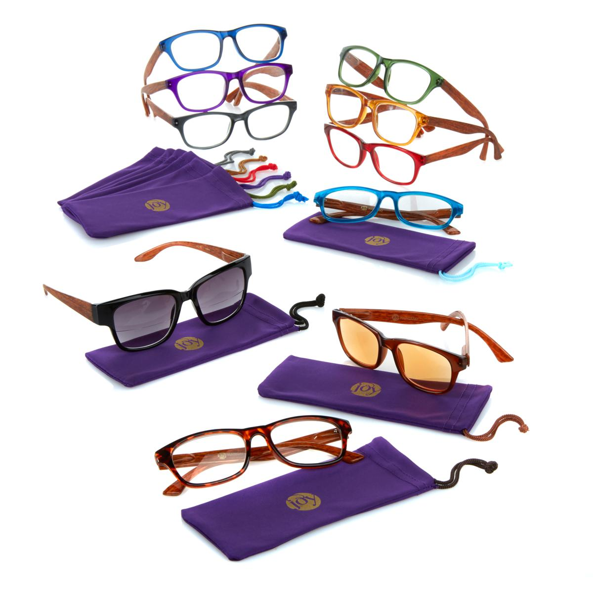 JOY Mangano SHADES Readers Best of the Best Couture 20 Pcs ...
