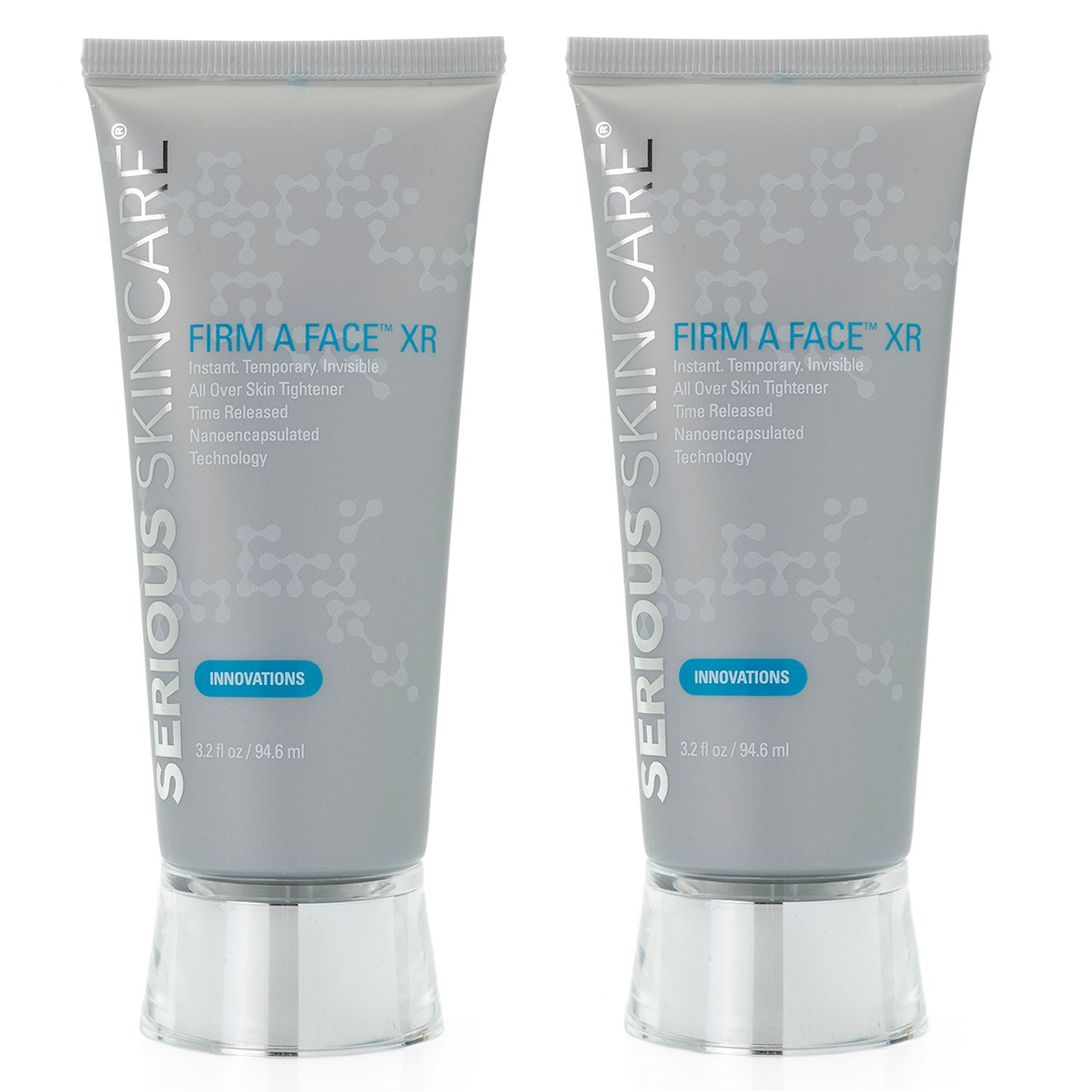 Serious Skincare Firm A Face XR Skin Tightener Twin Pack 3.2