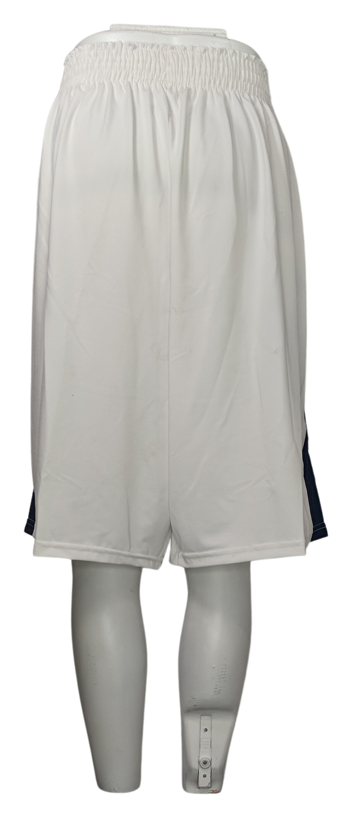 d03eac0fe37 Team Holloway Plus Size Shorts 2XL (XXL) Drawstring Waist Color Blocked  White